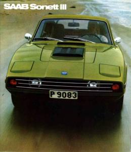 Sonett III 1971