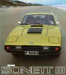 Sonett III 1970